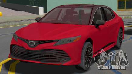 Toyota Camry S-Edition 2020 para GTA San Andreas
