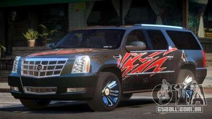Cadillac Escalade SP PJ3 para GTA 4