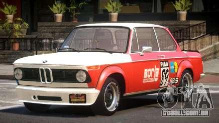 BMW 2002 R-Tuned PJ3 para GTA 4
