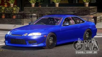 Toyota Soarer GS para GTA 4