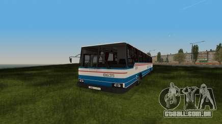 Autosan H10-11B paz para GTA San Andreas