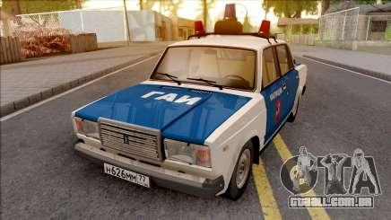 2107 1994 Polícia polícia de trânsito para GTA San Andreas