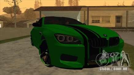BMW M6 SE para GTA San Andreas