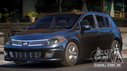 Nissan Versa SL V1.0 para GTA 4