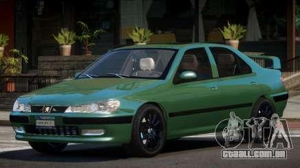 1997 Peugeot 406 para GTA 4