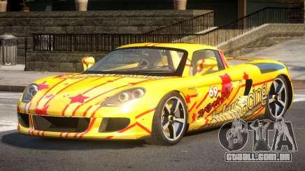 2005 Porsche Carrera GT PJ2 para GTA 4