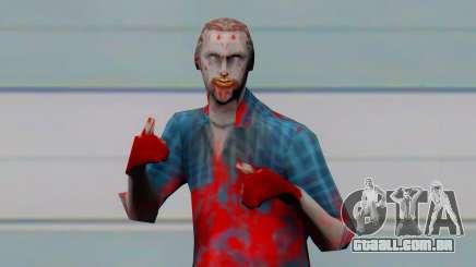 Zombie swmyhp1 para GTA San Andreas
