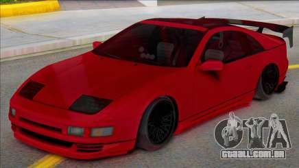 Nissan 300ZX Black Spoiler para GTA San Andreas