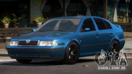 1999 Skoda Octavia para GTA 4