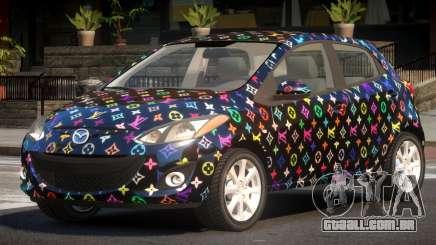 Mazda 2 RS PJ4 para GTA 4