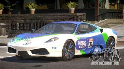 Ferrari F430 BS PJ3 para GTA 4