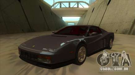 Ferrari Testarossa 1984 para GTA San Andreas