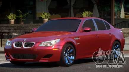 BMW M5 E60 SP para GTA 4