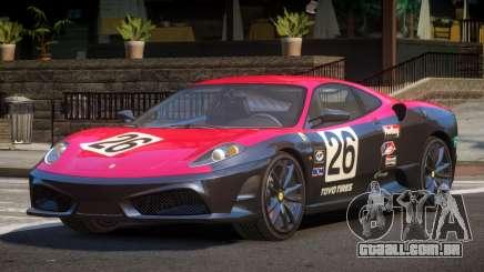 Ferrari F430 BS PJ1 para GTA 4