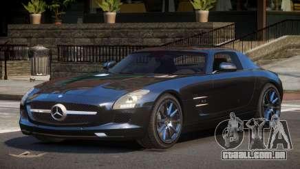 Mercedes Benz SLS AMG GS para GTA 4