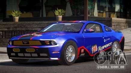 Ford Mustang R-Tuned PJ3 para GTA 4