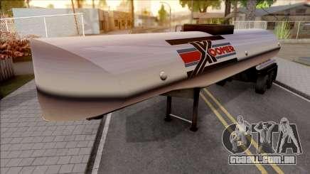 HQ Petrol Trailer para GTA San Andreas