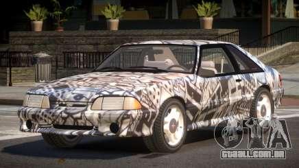 1994 Ford Mustang SVT PJ1 para GTA 4