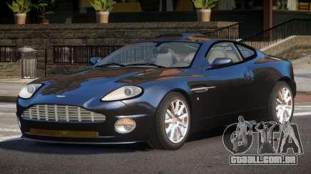 Aston Martin Vanquish S-Tuned para GTA 4