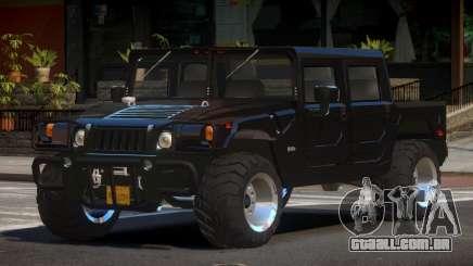 Hummer H1 TR para GTA 4