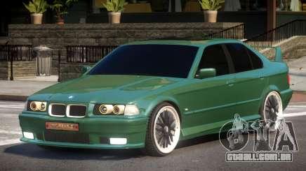 BMW 320i BS para GTA 4