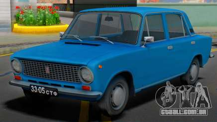 VAZ-21011 URSS Quartos para GTA San Andreas