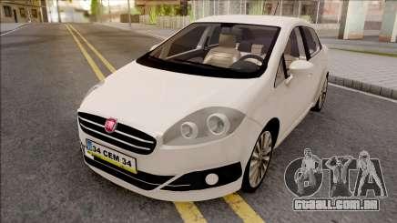 Fiat Linea 2015 para GTA San Andreas