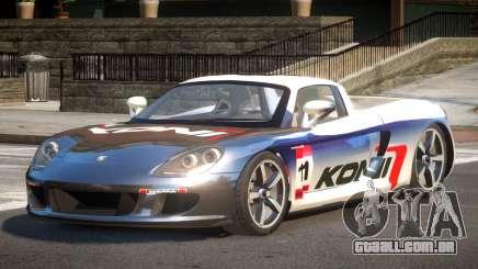 2005 Porsche Carrera GT PJ3 para GTA 4