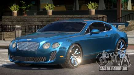 Bentley Continental GST para GTA 4