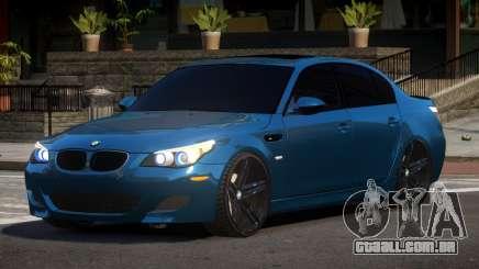 BMW M5 E60 TR para GTA 4