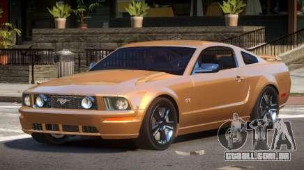 Ford Mustang GT TR para GTA 4