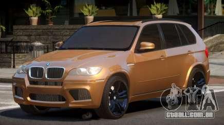 BMW X5M NR para GTA 4
