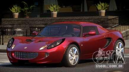 Lotus Elise GST para GTA 4