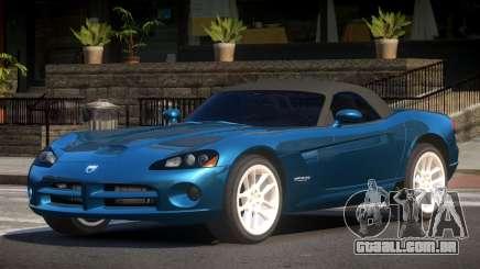 Dodge Viper DL para GTA 4