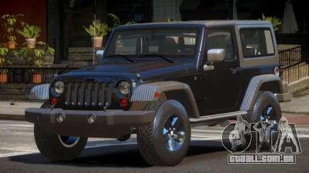Jeep Wrangler PSI para GTA 4