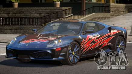 Ferrari F430 BS PJ2 para GTA 4