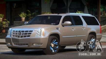 Cadillac Escalade SP para GTA 4