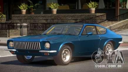 1978 Puma GTB para GTA 4