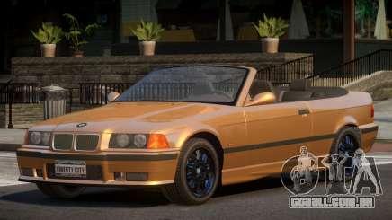 BMW M3 E36 SR para GTA 4