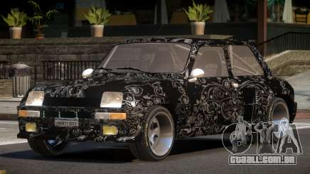 Renault 5 RS PJ4 para GTA 4