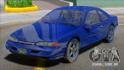 GTA V-style Cheval Cadrona v.2 para GTA San Andreas