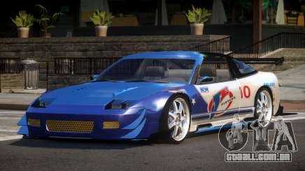Nissan 240SX R-Tuned PJ1 para GTA 4