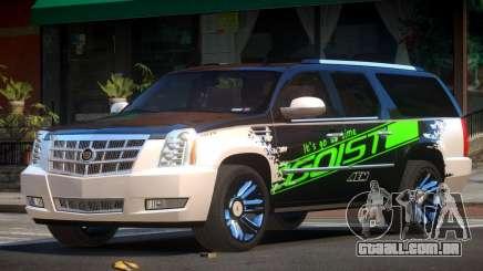 Cadillac Escalade SP PJ4 para GTA 4