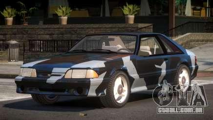 1994 Ford Mustang SVT PJ2 para GTA 4