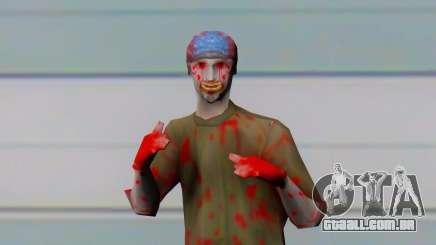 Zombie swmyhp2 para GTA San Andreas