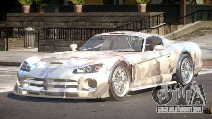 Dodge Viper BS PJ2 para GTA 4