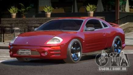 Mitsubishi Eclipse TI para GTA 4