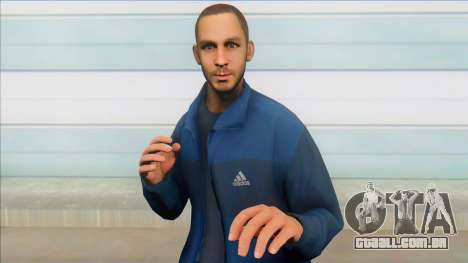 Adrian Skin para GTA San Andreas