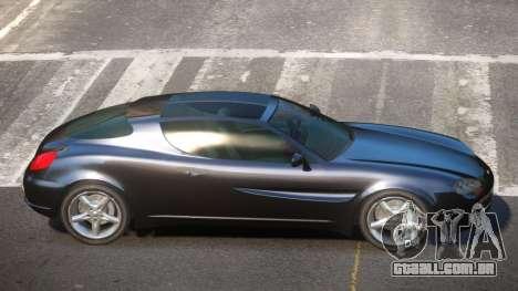 Daewoo Bucrane para GTA 4