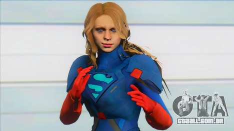 IJ2 Armored Supergirl Custom para GTA San Andreas
